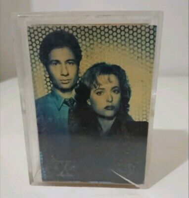 AU40 • Buy X-files 1995 Trading Card Set