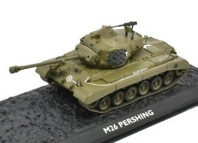 $13.95 • Buy M26 PERSHING - ATLAS Edition Ultimate Tank Collection 1/72 Die-cast