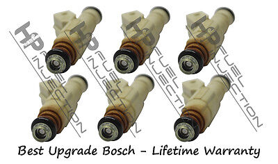$249.99 • Buy Rebuilt Genuine Bosch Fuel Injector OEM Set 0280155811 Supercharged 3.8L GM