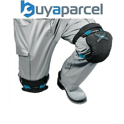 £22.99 • Buy Makita E-05642 Deluxe Durable Knee Pads Pair 3D Mesh Lining - Over Trousers