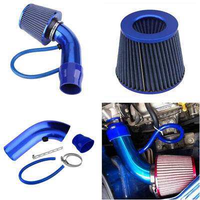 $3.98 • Buy New Car Cold Air Intake Filter Alumimum Induction Kit Pipe Hose System Parts Kit