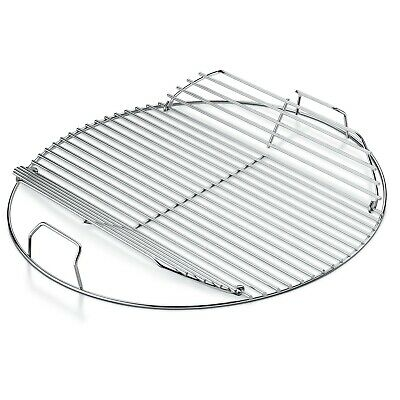 $ CDN67.36 • Buy Weber Grill Grate Replacement Grates Bbq 22 Inch Charcoal Cooking Hinged Outdoor