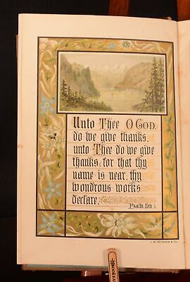 1881 The Sunday At Home Family Magazine Illustrated Colour Scarce • 78£