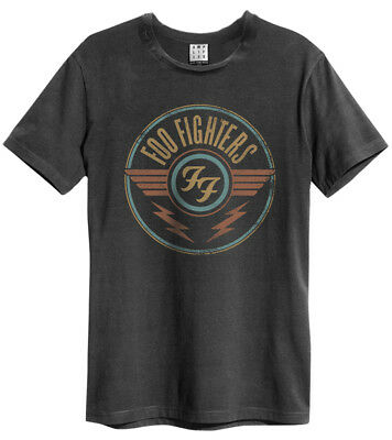 Foo Fighters 'FF Air' T-Shirt - Amplified Clothing - NEW & OFFICIAL! • 16.99£