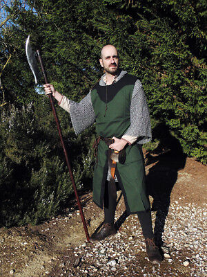 £40.80 • Buy Medieval Tabard - Cotton - Reenactment, Larp, Fancy Dress And Cosplay