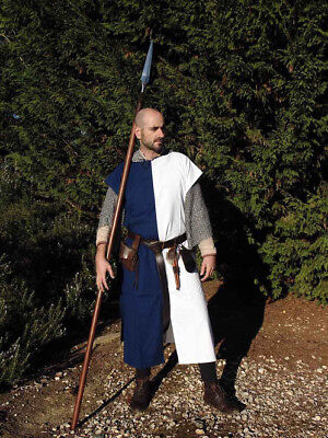£36 • Buy Squires Tunic - Cotton - Reenactment, Larp, Fancy Dress And Cosplay And Theatre
