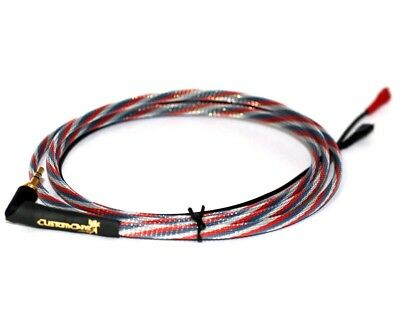 Sennheiser HD25 HD 25-1 Replacement Cable 1.5m Wrapped In Red White & Blue • 41£
