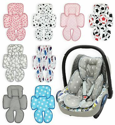 £14.99 • Buy New Baby Head Hugger & Full Body Support Liner For Car Seat Pushchair COTTON