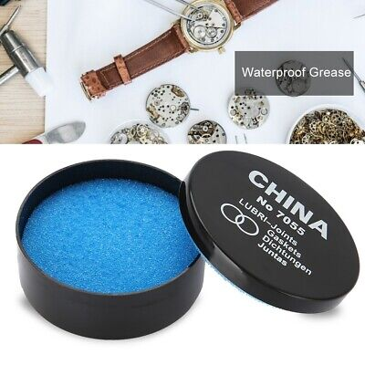 Silicon Grease Waterproof Paste Gaskets Watch Sealing Case O Rings Repairs Tool • 3.41£