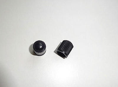 New DUST CAPS For Inner Tube Tyre To Fit Mothercare My3 My4 Wheel Pushchair • 2.19£