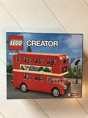 $ CDN19.13 • Buy LEGO Creator 40220 Mini London Double Decker Bus New Sealed