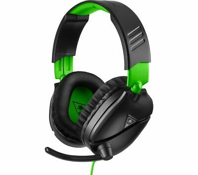 £19.99 • Buy TURTLE BEACH Recon 70X Gaming Headset - Black & Green - Currys
