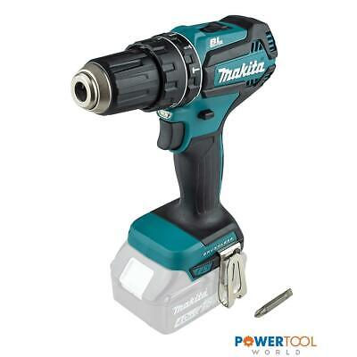 Makita DHP485Z 18v LXT Brushless 2-Speed Combi Drill Body Only • 84.95£