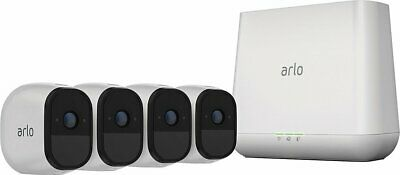 View Details Arlo Pro 2 VMS4430P-100NAR 4 Cameras(1080p) Smart Security System • 339.99$