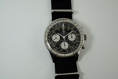 £4020.38 • Buy Breitling Navitimer Ref. 806 Stainless Steel Twin Jets Chronograph Nice C.1966