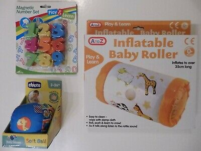 Baby Or Early Learning Activity Toy Suit Ages 6+ Mths To 3 Yrs (Choice Of 4) • 5.99£
