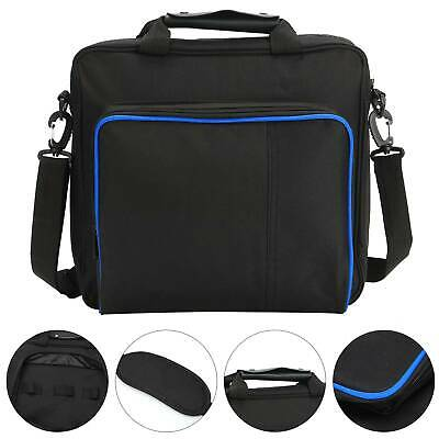 AU19.57 • Buy PS4 Carrying Case For PlayStation 4 Game Console Accessories Travel Shoulder Bag