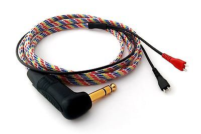 CustomCans RaveMaster Super Strong Sennheiser HD25-1 Cable With Neutrik Jack • 52.50£