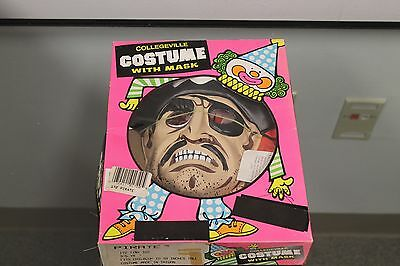 $ CDN39.07 • Buy Vintage 80's Collegeville Pirate Halloween Costume - Tiny Tots USA