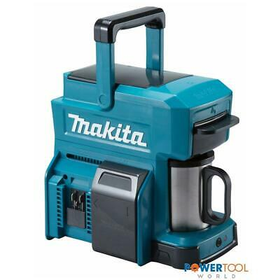 View Details Makita DCM501Z 10.8v CXT / 18v LXT Cordless Coffee Maker Body Only • 79.95£