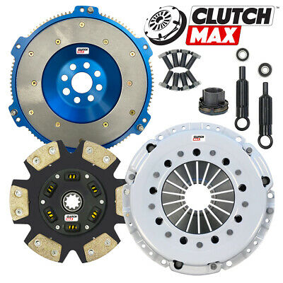 £311.94 • Buy STAGE 4 CLUTCH KIT And SUPER LIGHT ALUMINUM FLYWHEEL For BMW M3 Z3 E36 S50 S52