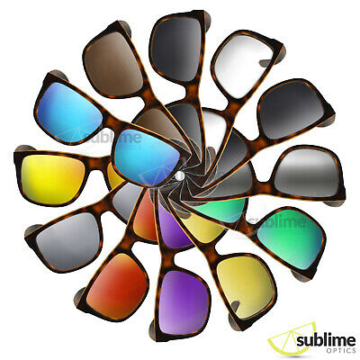 AU25.42 • Buy Replacement Lenses For Ray Ban RB4165 Justin 54mm - Choose Your Lens STYLE