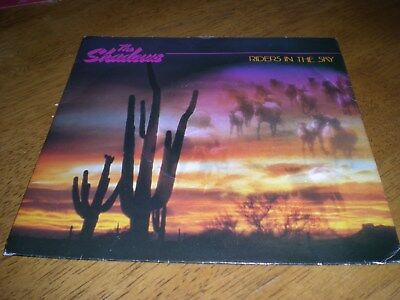 Shadows - Riders In The Sky / Rusk • 3£