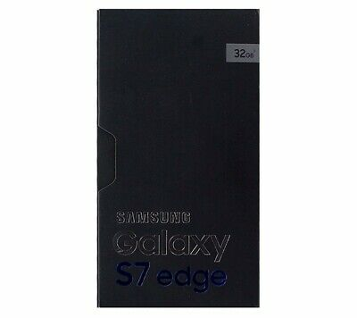 $ CDN8.01 • Buy RETAIL BOX - Samsung Galaxy S7 Edge - 32GB Silver - Sleeve Included - NO DEVICE