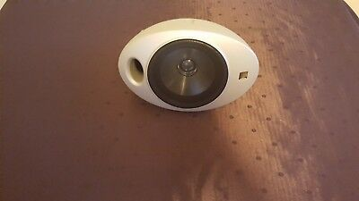 100W Silver KEF HTS2001 HTC2001 Satellitte Centre Egg SPEAKER  • 35£