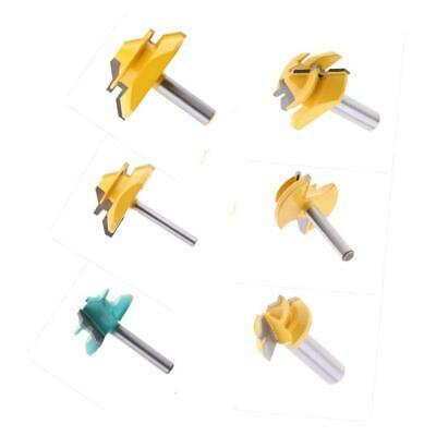 1//2Inch Shank Fish-shaped Router Bit Carving Mold Mill Cutter Woodwork Tool NEW