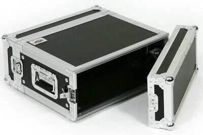 AU212.38 • Buy OSP 4-Space ATA 4U Shallow Effects Rack Road Tour Flight Case - RC4U-14
