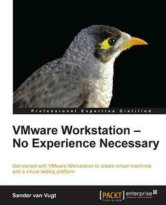 AU63.53 • Buy Vmware Workstation: No Experience Necessary By Sander Van Vugt (English) Paperba