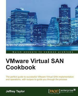 AU72.94 • Buy VMware Virtual SAN Cookbook By Jeffrey Taylor (English) Paperback Book Free Ship