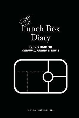 AU31.56 • Buy My Lunch Box Diary For The Yumbox Original, Panino & Tapas By Sylina Lunches Pap