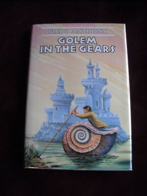 Piers Anthony - GOLEM IN THE GEARS (Xanth) - BCE • 11.95$