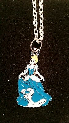 Girls Disney Princess Cinderella Necklace Party Bags/Gifts • 1.50£