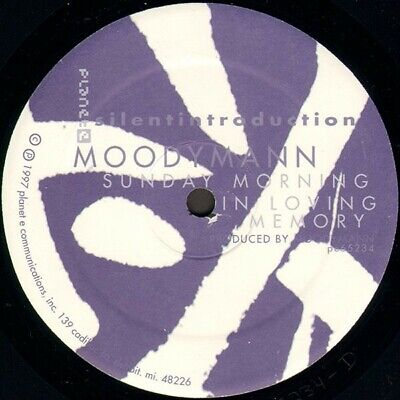 Moodymann ‎– Silentintroduction 2X12  Vinyl Orig Planet E  • 170£