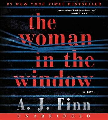 AU69.88 • Buy The Woman In The Window By Finn, A. J. CD-AUDIO