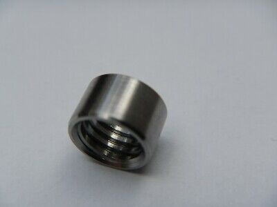Titanium Snooker Ferrule Precision Engineered Hand Finnished 10mm 9.8mm 9.6mm  • 18.99£