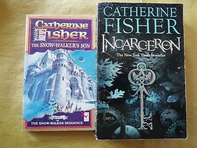 £6.99 • Buy Catherine Fisher - The Snow-walker's Son - Incarceron