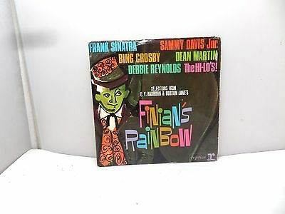 SELECTIONS FROM FINIANS RAINBOW REPRISE R30025    7  45's  VINYL • 6.99£