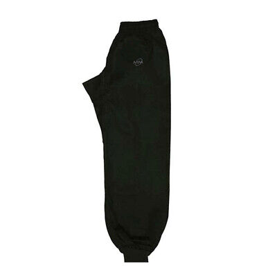 GS Kung Fu Pants Cuffed Trousers Black Tai Chi Adult Martial Arts JKD Jeet • 12.99£