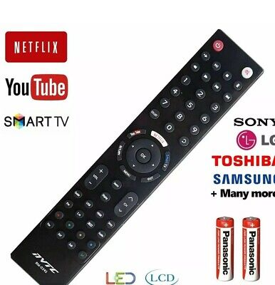 Genuine Universal Remote Control For Samsung Sony LG TOSHIBA TV LCD LED  • 5.99£