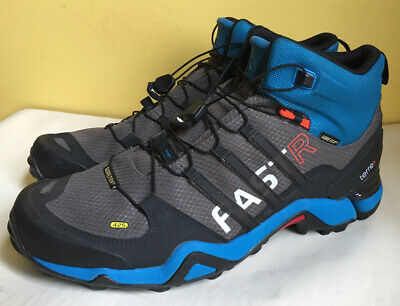 11f0813845fee Adidas Terrex Fast R Mid GTX Outdoor Hiking Boots Men s Size 12  EUC Free  Ship