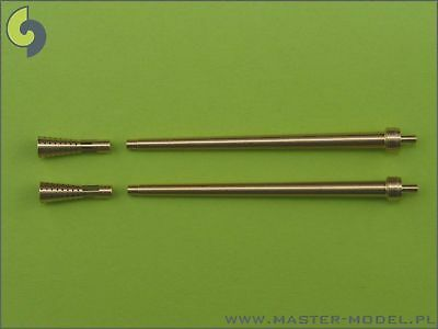 $11.11 • Buy 1/48 MASTER MODEL AM48024 GUN BARRELS For  JU 87 G STUKA MESSERSCHMITT BF 110
