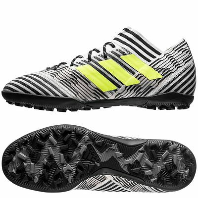 65ef90e7f32 New Mens Adidas Nemeziz Tango 17.3 Tf Turf Soccer Shoes Bb3657-size 10.5 •  59.99