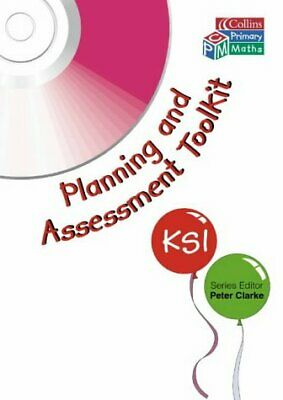 Collins Primary Maths – KS1 Planning And Assessment Toolkit, , New, Book • 16.14£