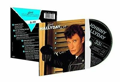 AU16.21 • Buy Johnny Hallyday - En V.O. [New CD] Ltd Ed, Mini LP Sleeve, France - Im