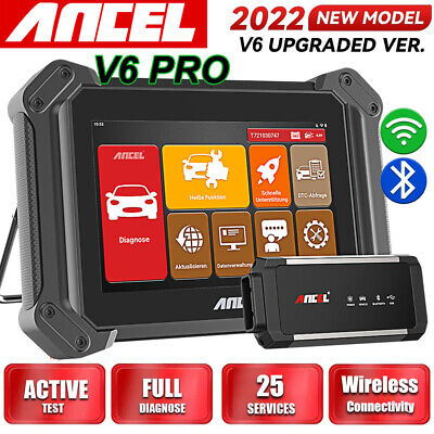OBD2 Code Reader Engine Light Reset Evap System O2 Sensor Test Diagnostic Tool  • 36.99$