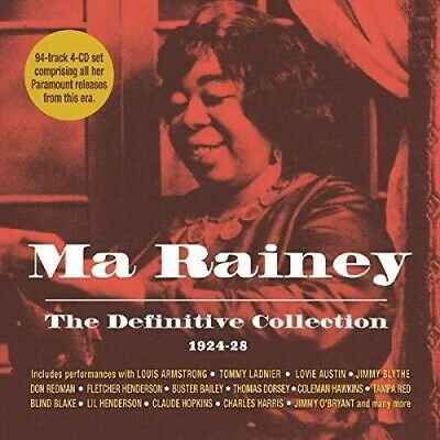 $21.60 • Buy Ma Rainey - Definitive Collection 1924-28 [New CD]